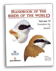handbook of the birds of the world pdf