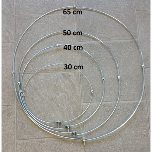 Foldable Stainless steel Ring 50 cm