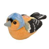 Sining Soft toy - Chaffinch