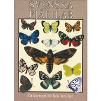 Cardgame Swedish Butterflies