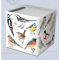 Padblock Cube with birds - 800 sheets