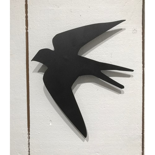 Wrought Iron Swallow, Small