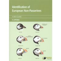 Identification of European Non-Passerines (Baker)
