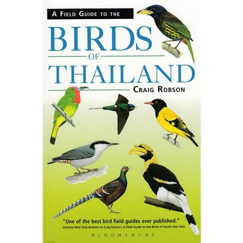 Field guide to the Birds of Thailand (Robson)