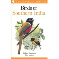Field guide to the Birds of Southern India (Inskipp, Grimmet