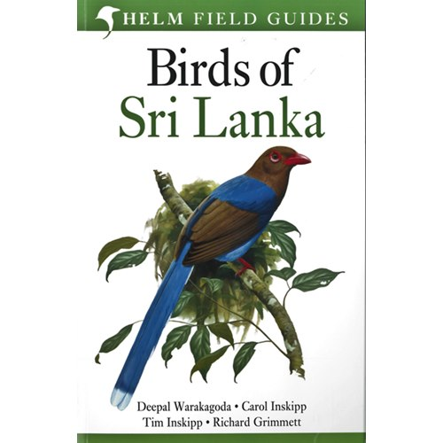 Birds of Sri Lanka  (Warakagoda..)
