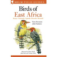 F. G. to the Birds of East Africa (Stevenson & Fanshawe)