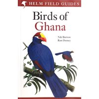 Birds of Ghana (Borrow & Demey)