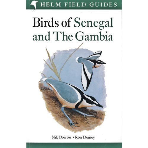 Birds of Senegal and the Gambia (Borrow & Demey)
