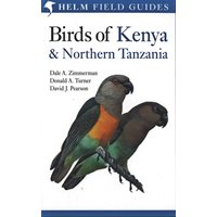 Birds of Kenya and Northern Tanzania (Zimmerman, Turner...)