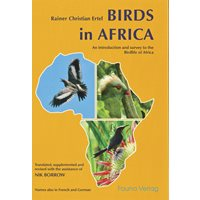 Birds in Africa (Ertel) An Introduction & Survey to Birdlife