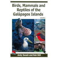 Birds, Mammals and Reptiles of the Galapagos Islands (Swash