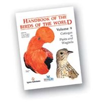 Handbook of the Birds of the World. HBW vol 9 (del Hoyo...)