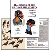 Handbook of the Birds of the World. HBW vol 2 (del Hoyo...)