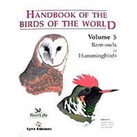 Handbook of the Birds of the World. HBW vol 5 (del Hoyo...)