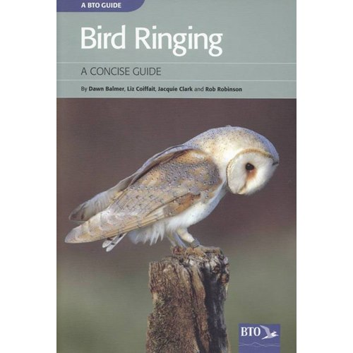 Bird Ringing - A Concise Guide (Balmer..)