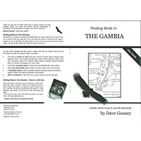 Finding Birds in The Gambia - the Book (Gosney)