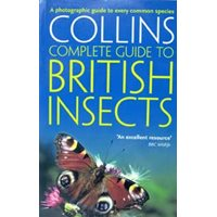 Collins Complete Guide to British Insects (Chinery)