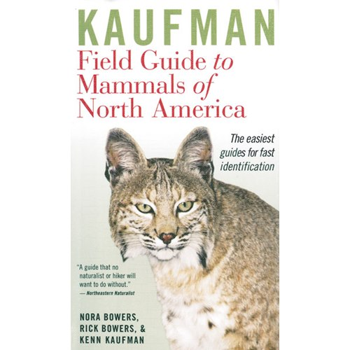 Field Guide to Mammals of North America (Kaufman)