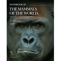 Handbook of the Mammals of the World HMW Volume 3: Primates