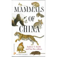 Mammals of China (Ed. Smith m.fl.)  Pocket Edition