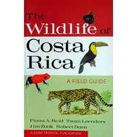 Wildlife of Costa Rica: A Field Guide (Reid...)