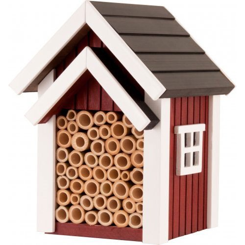 Nestbox for bees - Red