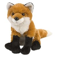 Soft toy Red Fox 30 cm