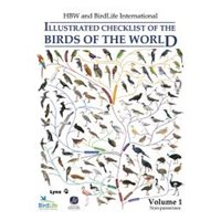 Illustrated Checklist of the Birds of the World. Vol 1 (Del