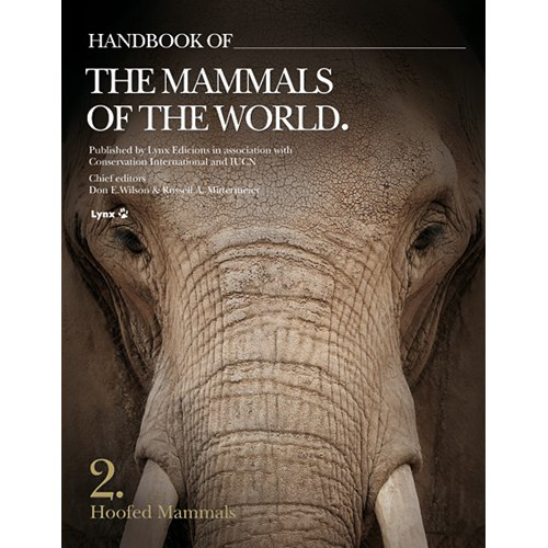 Handbook of the Mammals of the World HMW Volume 2: Hoofed Ma