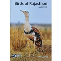 Birds of Rajasthan (Vyas & Rahmani)