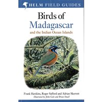Birds of Madagascar and the Indian Ocean Islands (Hawkins..)