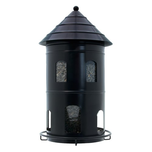 Seed feeder - Giant Black