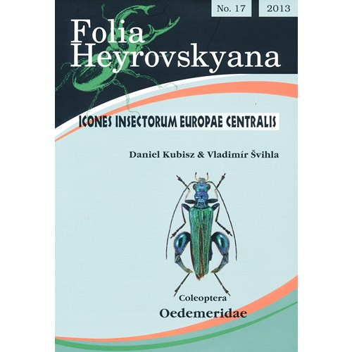 Oedermeridae (False Blister Beetles) FHB 17 (Kubisz, D. & Svihla, V.)