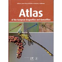 Atlas of the European dragonflies and damselflies (Boudet &