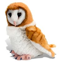 Soft Toy Barn Owl 30 cm