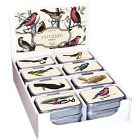 BIRD MOTIVES Licorice pastilles