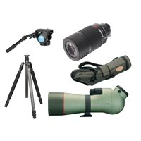 KOWA TSN-773 25-60xW Spotting Scope Kit