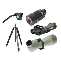 KOWA TSN-883 25-60xW Spotting Scope Kit