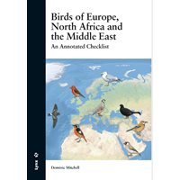 Birds of Europe, North Africa and the Middle East (Mitchell)