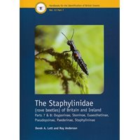 The Staphylinidae of Britain & Ireland (Lott m.fl.)