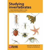Studying invertebrates (Wheater och Cook)