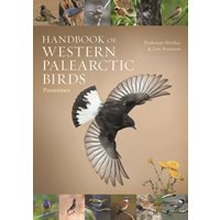 Handbook of Western Palearctic Birds 1&2 (Shirihai & Svensson)