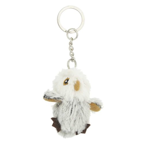 Key chain Snowy Owl