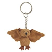 Keychain Soft Bat