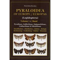 Pyraloidea of Europe, Vol. 1 (Slamka)