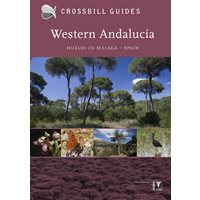 Nature Guide to Western Andalucia (Crossbill Guide)