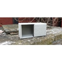 Nestbox Woodcrete for Dippers and Wagtails