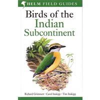 Birds of the Indian Subcontinent (Grimmett & Inskipp)