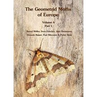 Geometrid Moths of Europe vol 6 (Skou & Sihvonen)